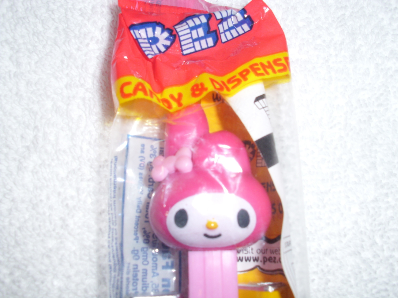 Hello Kitty (San Rio) Pez Dispenser