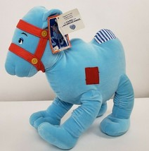 """16"""" Raggedy Ann & Andy Blue Camel Wrinkled Knees Plush Toy NEW By Applause - $148.49"""