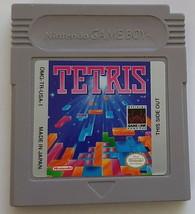 Tetris Nintendo Original Game Boy Game - Tested - Working - Authentic - $19.79