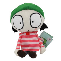 Animation Sarah and Duck 10inch Sarah Plush Toy Soft Stuffed Doll - $30.00