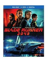 Blade Runner 2049 [Blu-ray+DVD+Digital] (2018)