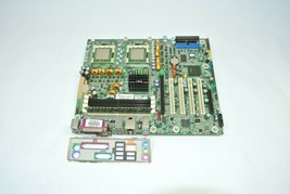 HP Workstation XW6200 Motherboard 409646-001 w/ 2x Xeon SL8P3 & 2GB RAM - $37.50