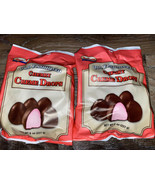 Zachary ~ Old Fashioned Cherry Creme Drops Chocolate Candy Exp 10/2021 ~... - $16.82