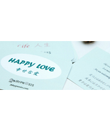Happy Love Meditation Cards - $15.00
