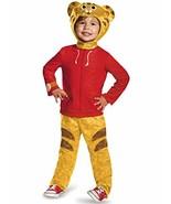 Daniel Tiger's Neighborhood Daniel Tiger Classic Toddler Costume, Small/2T - $33.48