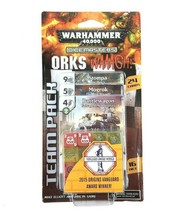 Warhammer 40,000 Dice Masters: Orks WAAAGH! Team Pack by WizKids, New & Sealed - $11.19