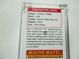 Micro-Trains # 10800124 Atchison, Topeka & Santa Fe 100 Ton 3-Bay Hopper N-Scale image 5