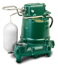 Zoeller #53-0001 Automatic Sump Pump- Effluent Pump, Series M53 - $170.25