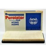 Purolator PremiumPlus A23592/AF3592 Air Filter (Qty of 2) - $15.83