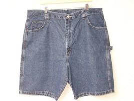 WRANGLER Men's Carpenter Jean Shorts Relaxed Fit Size 42 - $17.59