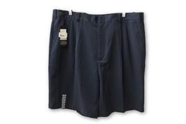Greg Normal Men's Blue Dress Shorts Size 40 NWT - $20.74