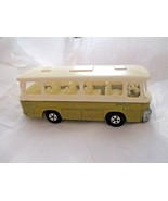 Matchbox Setra Coach Gold Body 1970 Lensey Series 12 - $12.86