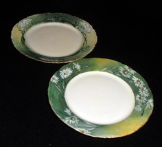 Pair of Floral Porcelain 'Rosenthal' Bread (?) Plates - No Reserve - $7.95