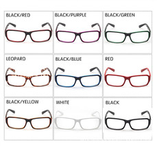 Clear Lenses Glasses Classic Vintage Nerd Geek Frames Fashion Eyewear - $9.99