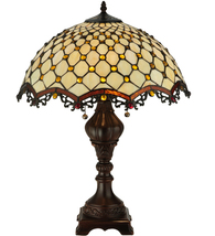 "24""H Jeweled Katherine Table Lamp - £313.19 GBP"