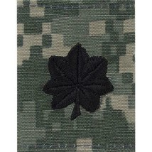 Genuine U.S. Army Gortex Tab Rank: Lieutenant Colonel (O-5) - Acu Jacket - $9.88