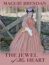 The Jewel of His Heart (Heart of the West: Thorndike Press Large Print Christian