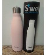 Swell Vacuum Insulated Stainless Steel Water Bottle17 oz, PINK TOPAZ - $27.69