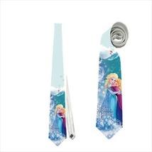necktie elsa anna sisters forever frozen  - $22.00