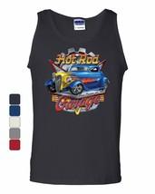 Hot Rod Garage Tank Top Where Dreams are Built US Classic Rebuild Sleeveless - $9.49+