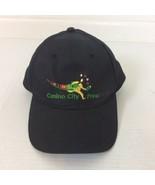 Casino City Press Black Cotton Baseball Cap Ball Hat Adjustable Newton MA - $14.95