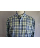 Vineyard Vines Men's Long Sleeve Murray Button Front Shirt size L - $24.74