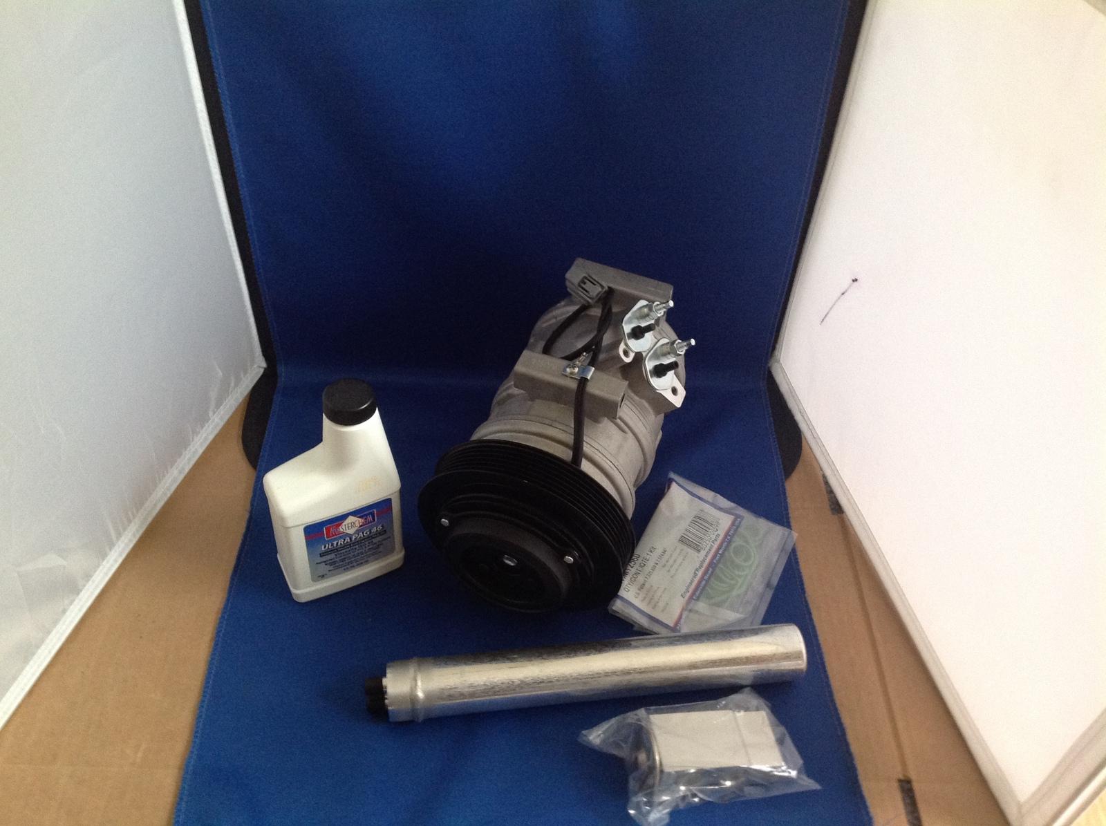 03-07 Honda Accord 3.0 Auto AC Air Conditioning Compressor Part Kit