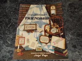 Friendship book 7 Designed by Maryanne Moreck Pattern - $2.99