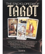 The Encyclopedia of Tarot, Volume III [Hardcover] [Mar 01, 2003] Kaplan,... - $48.99