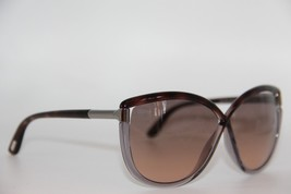 TOM FORD TF 327 56B ABBEY HAVANA GRADIENT AUTHENTIC SUNGLASSES 63-9 W/CASE - $208.05