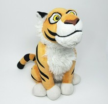 "13 "" Disney Magasin ALADDIN Raja JASMINE'S Tigre Orange Animal en Peluche Jouet - $30.64"