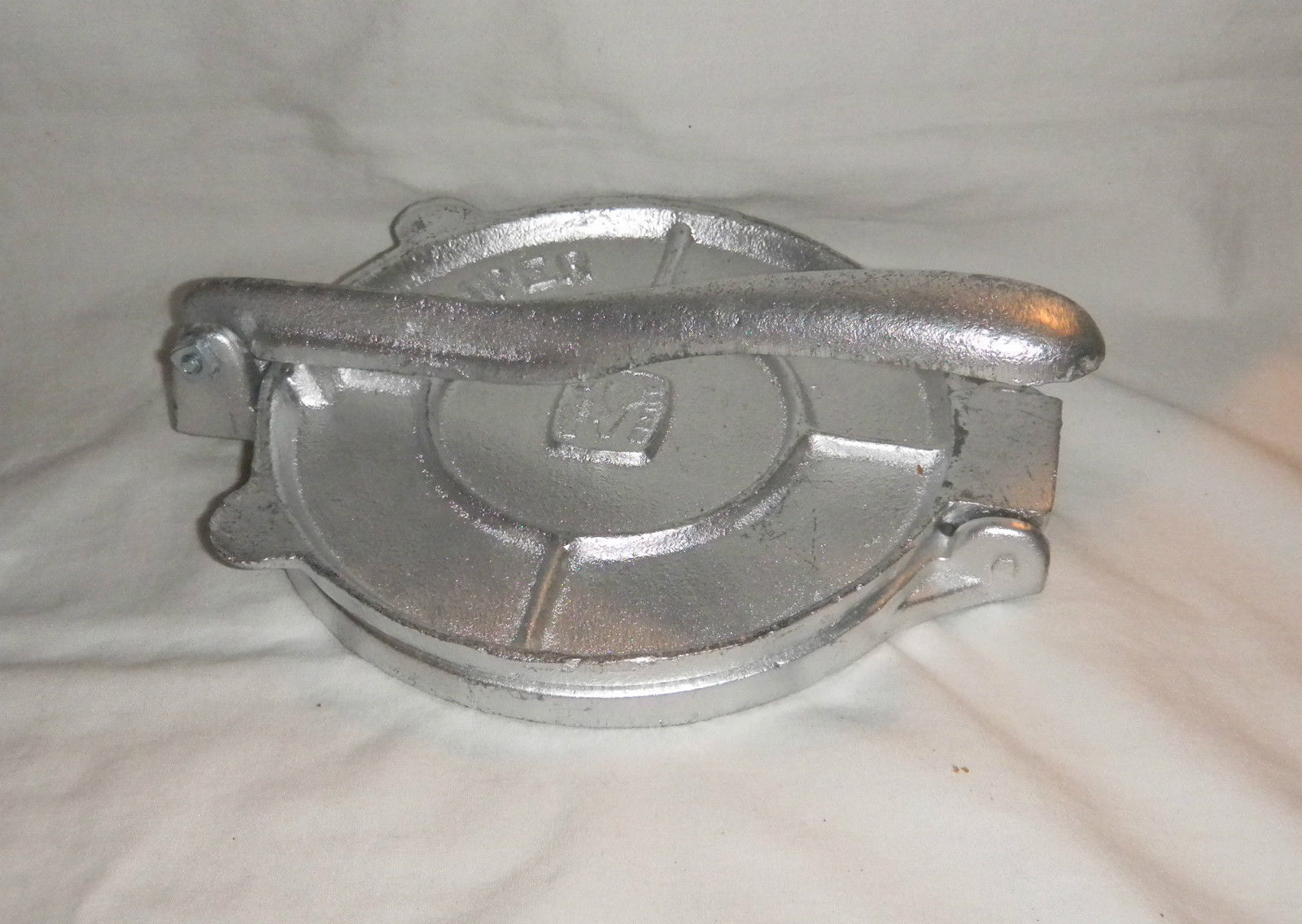 Primary image for Tortilla Press For Handmade Tortillas Pastry Dough & More From Mexico NWOT
