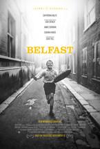 "Belfast Poster Kenneth Branagh Movie Art Film Print Size 11x17"" 24x36"" 27x40"" - £7.89 GBP+"