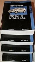 2006 Toyota RAV4 Rav 4 Service Repair Shop Workshop Manual Set Factory Oem - $791.97