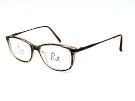 Elle EL13455 Women's Eyeglasses Frame, Brown Plastic & Metal. 51-16-135 ... - $34.60