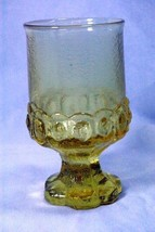 Franciscan 1978 Corn Silk Yellow Water Goblet - $10.39