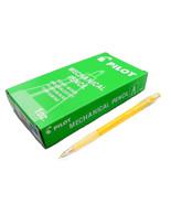 Pilot Color ENO HCR-197 0.7 mm Mechanical Pencil (12pcs), Yellow Lead, H... - $27.99