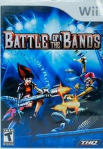 Battle of the Bands (Nintendo Wii, 2008) - $14.01