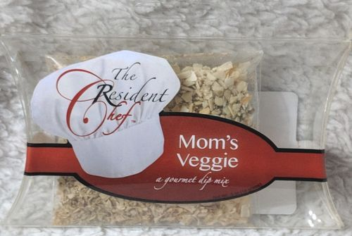 The Resident Chef Number One Best Seller Moms Veggie Gourmet Dip Mix
