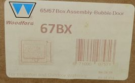 Woodford 65 67 Box Assembly Bubble Door 67BX For Irrgation Outdoor Watering image 6