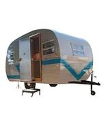 12' Teardrop Travel Trailer DIY Plans Tear Drop Pop-Up Camper RV Build Your Own - $24.95