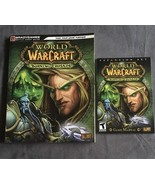 World Of Warcraft The Burning Crusade Game Manual and Battle Chest Guide - $11.77