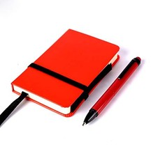 Small Pocket Notebook/Notepad Mini Memo Book with Pen 2.5×4 inch Gift No... - $9.97