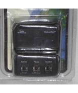 TrueData Laptop Surge Protector Laptop Solutions Woods TravelSurge sealed - $10.95