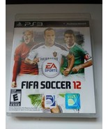 FIFA Soccer 12 Sony PlayStation 3 Sports Game Rated E Complete - $9.78