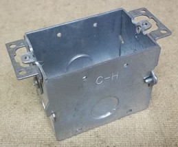 Crouse-Hinds 218 Switch Box 3in x 2 1/2in x 2in - $6.39