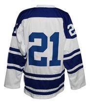 Any Name Number Holland Retro Hockey Jersey New White Any Size image 2