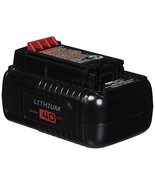 CRAFTSMAN CMCB98027 40v Max Lithium Battery, Battery status indicator - $66.07