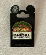 new Disney World Animal Kingdom 3D Raised Animals TREE OF LIFE Pin colle... - $11.78