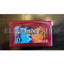 Game Boy Advance Pokemon Series Moemon GBA English Video Game Card - $7.99